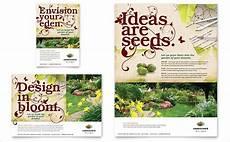 Landscape Flyer Template 18 Landscaping Flyer Designs Psd Ai Vector Eps