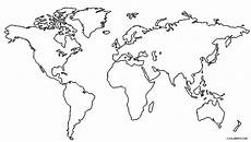 printable world map coloring page for cool2bkids