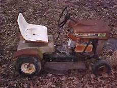 Used Farm Tractors For Sale Antique Riding Mower 2006 01