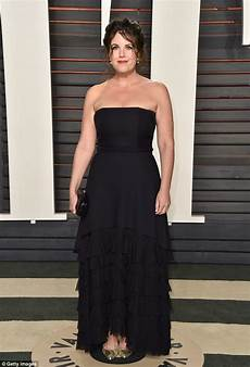 monica lewinsky strikes a pose among the stars at the