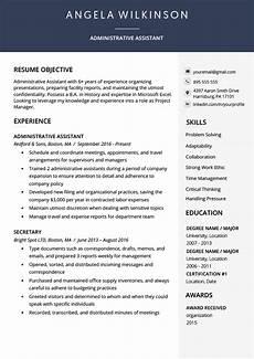 Best Modern Resume Templates 40 Modern Resume Templates Free To Download Resume Genius