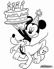 mickey mouse friends coloring pages 6 disneyclips
