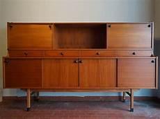 credenza anni 60 credenza danese anni 60 in teak 20th century design