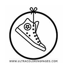 Kostenlose Malvorlagen Turnschuhe Sneaker Ausmalbilder Ultra Coloring Pages