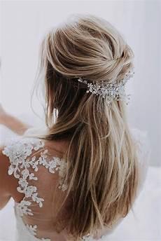 42 half up half down wedding hairstyles ideas wedding 42 half up half down wedding hairstyles ideas 2824474