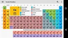 tavola peiodica tavola periodica for android apk