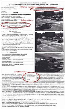 Red Light Ticket Settlement Toronto Provincial Offences Act Ticket