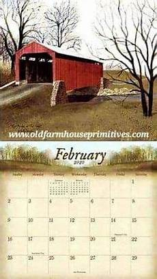 Billy 2020 Wall Calendar Primitive Rustic Farmhouse Camwb The Road Home By Billy Quot 2020 Quot Mini Wall