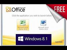 Microsoft Gratis Free Get Microsoft Office Starter Edition 2010 For