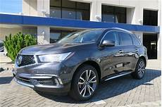 2019 acura mdx 3 5l new 2019 acura mdx 3 5l advance package 4d sport utility