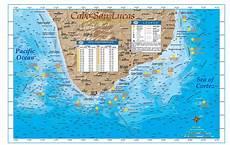 Baja Charts Cabo San Lucas Baja Directions