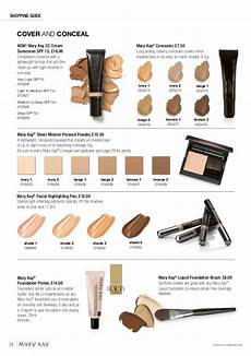Mary Perfecting Concealer Color Chart Mary 2014 Summer Look Book