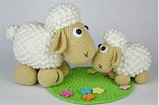 sheep wolli and lucky amigurumi pattern