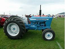 Ford 4000 And 5000 Tractors