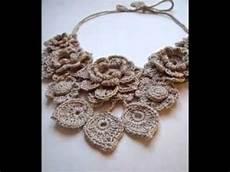 crochet jewelry crochet jewelry by fibreromance