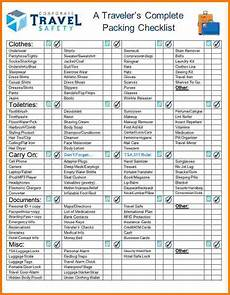Printable Packing List 9 Printable Packing List Card Authorization 2017