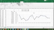 Excel 2010 Vba Chart Animated Chart With Vba Advance Excel Training Youtube