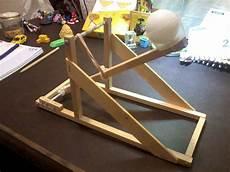 Ball Launcher Design Ping Pong Ball Catapult