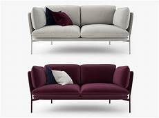 Sofa For Two 3d Image by 3d Model And Tradition Cloud Two Seater Sofa Cgtrader