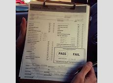 Uber Car Inspection ? Alvia
