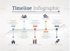 Tim Eline Timeline Infographic Design Templates 3 Stock Illustration