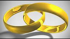 Interlocking Ring Photoshop Tutorial How To Make 3d Interlocking Gold