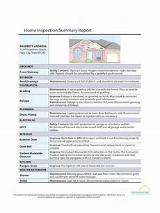 Home Inspection Report Template Free Home Inspection Report 3 Free Templates In Pdf Word