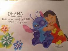 lilo and stitch colour pencil drawing pencil drawings