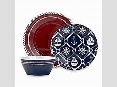 Nautical Melamine Dinnerware   Bed Bath & Beyond