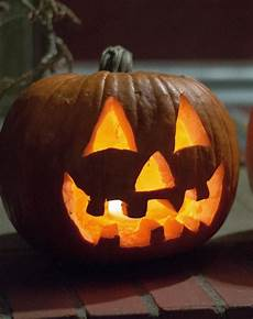 Skinny Pumpkin Designs The Best Ways To Make A Carved Halloween Pumpkin Last