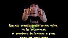 testo rap slide il sapore di te rap italiano 2012 testo