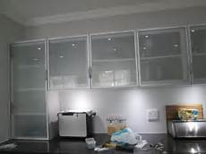Aluminium Kitchen Door Designs This Kitchen Is Incorporating Aluminium Frame Cabinet