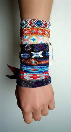 beadwork bracelet items similar to custom beaded bracelet on