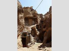 Troglodyte village in IRAN 700 years old   XciteFun.net