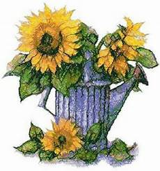 embroidery sunflower sunflowers in can set of 2 bath towels embroidered by