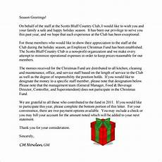 Merry Christmas Letter Sample Free 23 Sample Christmas Letter Templates In Pdf Ms Word
