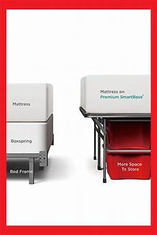 zinus casey 18 inch premium smartbase mattress foundation