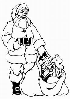 Ausmalbilder Zum Drucken Weihnachten Weihnachtsmann Malvorlagen Kostenlos Zum Ausdrucken