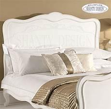 stile provenzale da letto testata letto matrimoniale shabby chic clarissa 4 letti