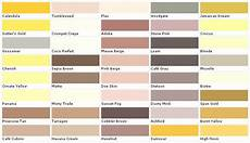 Exterior Color Chart Home Depot Yellow Exterior Paint Swatch Palette