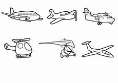 Gratis Malvorlagen Zum Ausdrucken Flugzeuge Kostenlose Malvorlage Transportmittel Flugzeuge Zum