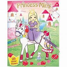 Mytoys Malvorlagen Xl Malbuch Princess Mimi Depesche Mytoys