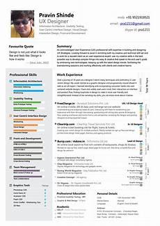 Resume Ux Designer 8 Best Ux Designer Resume Images On Pinterest Resume Ux