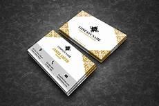 Elegant Business Cards Elegant Business Card Graphic By Polahdesign 183 Creative