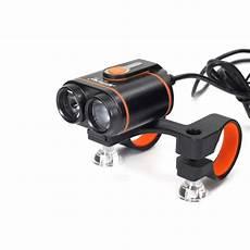 Powerful Mountain Bike Lights High Powered Bike Light 2000lm Headlight With Low Amp High