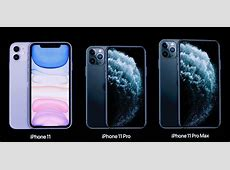 Apple iPhone 11, 11 Pro, 11 Pro Max announced: Full list