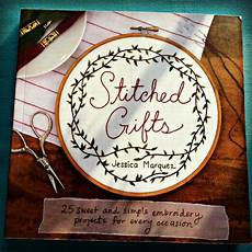 learning how to embroider the things journal