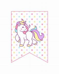 Printable Party Designs Free Printable Unicorn Party Decorations Pack The