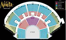 Paranormal Cirque Seating Chart Cirque Du Soleil Theatre Seating Chart Disney Trip