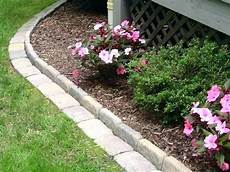 how to flower bed edging guide 1001 gardens